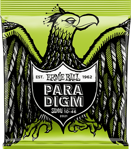 ERNIE BALL 2021 PARADIGM REGULARS