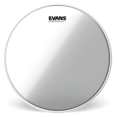 EVANS CLEAR 500 SNARE SIDE DRUM HEAD, 14 INCH