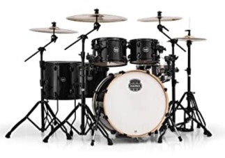 MAPEX Armory 6-Piece Studioease Fast Shell Pack BTB