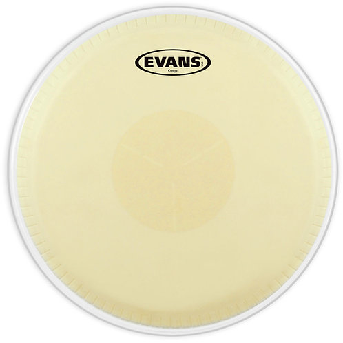 EVANS TRI-CENTER CONGA DRUM HEAD, 12.50 INCH