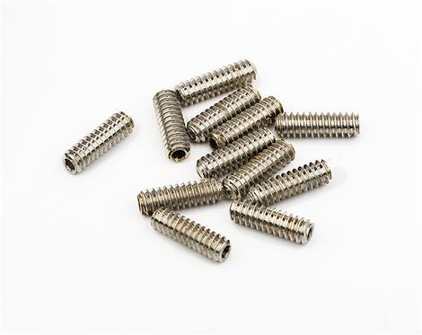 FENDER SCREW SET 6-32X7/16 HEX CP NI (12)