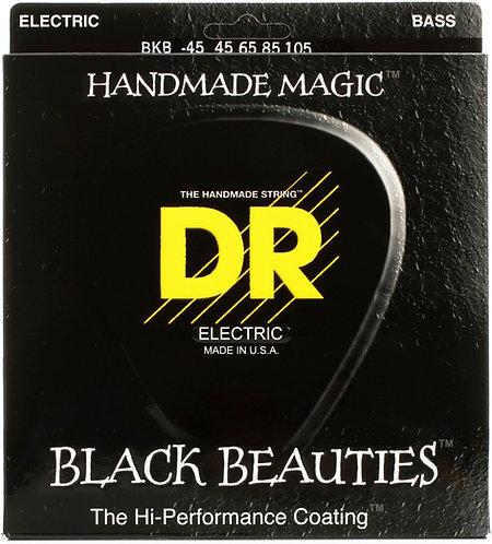 DR STRINGS BLACK BEAUTY   BKB-45