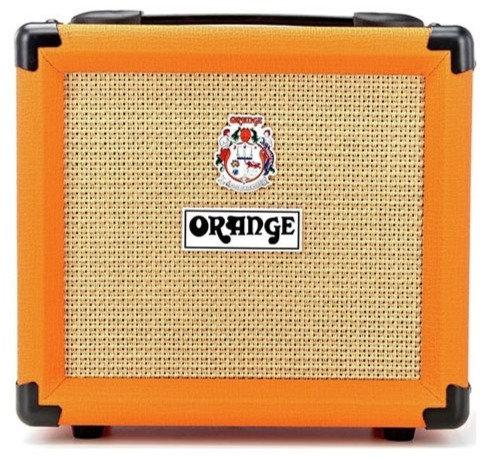 ORANGE SINGLE CHANNEL SOLID STAT CR12