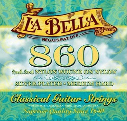 LA BELLA 860 CLASSIC GUITAR SET