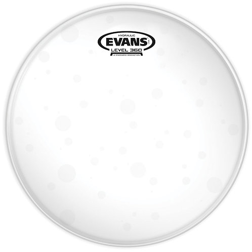 EVANS HYDRAULIC GLASS DRUM HEAD, 16 INCH