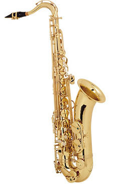MAYBACH BB TENOR SAX GOLD LACQUER