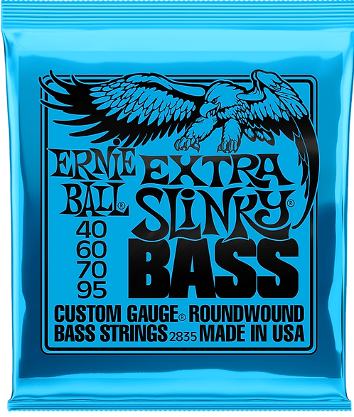 ERNIE BALL 2835 SLINKY BASS 40-95
