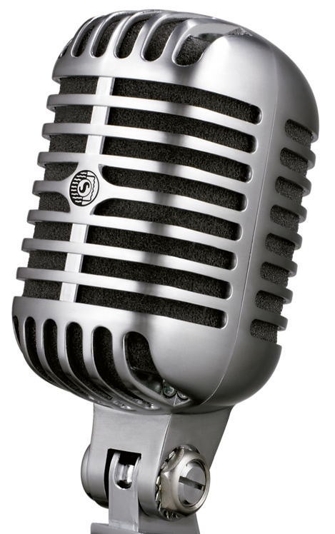 SHURE 55SH SERIES II - ICONIC UNIDYNE VOCAL MICROPHONE