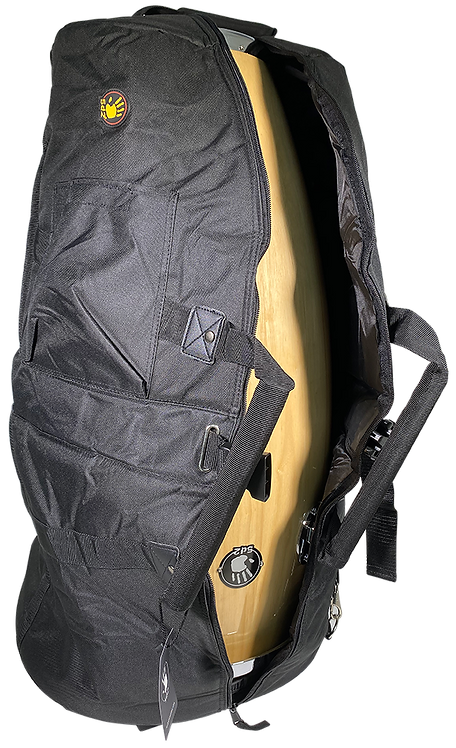 PADDED CONGA BAG WITH WHEELS