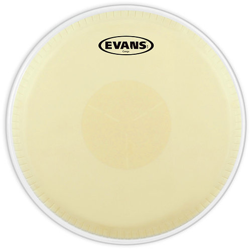 EVANS TRI-CENTER CONGA DRUM HEAD, 11.75 INCH