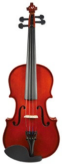 HOFFER 4/4 VIOLIN OUTFIT - ANTIQUE FINISH