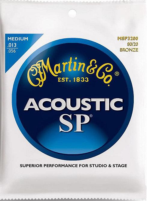 MARTIN SP, MEDIUM, 80/20 - MSP3200