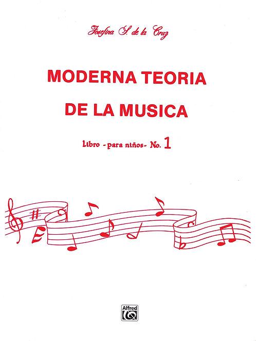 MODERNA TEORIA DE LA MUSICA S0012OPX