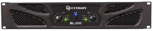 CROWN POWER AMPLIFIER XLI2500