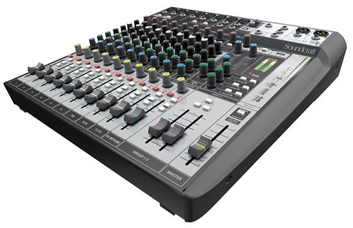 SOUNDCRAFT MULTI-TRACK MIXER