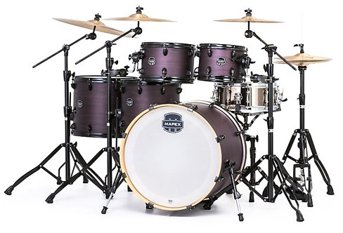 MAPEX Armory 6-Piece Studioease Fast Shell Pack BUP