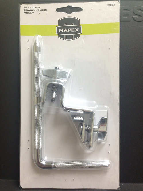 MAPEX COWBELL HOLDER FOR BASS DR