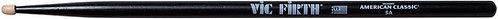 VIC FIRTH AMERICAN CLASSIC 5A W/ BLACK FINISH
