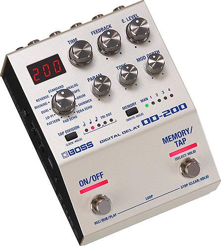 BOSS DIGITAL DELAY DD-200