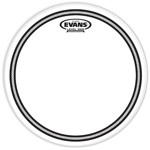EVANS EC RESONANT DRUM HEAD, 16 INCH