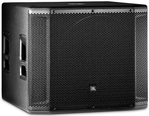 JBL SRX818S IS A SINGLE 18 SUBWOOFER
