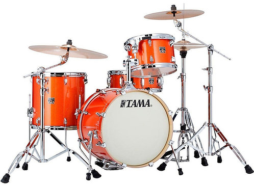 "TAMA SUPERSTAR CLASSIC 4PC 18""BD JAZZ SHELL KIT"