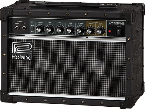 ROLAND KEYBOARD AMP 30W 2X15 - KC-220