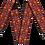 """Thumbnail: FENDER 2"""" FESTIVAL STRAP, RED"""