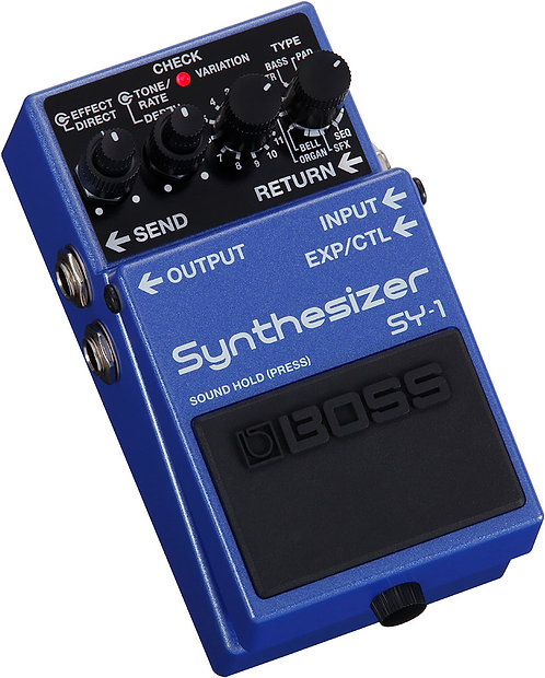 BOSS SYNTHESIZER PEDAL - SY-1