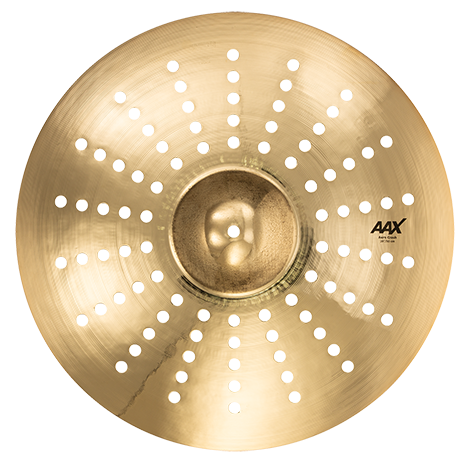 SABIAN 20 AAX Aero Crash Brilliant