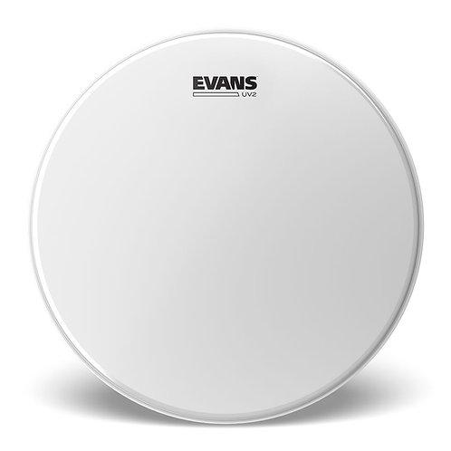 EVANS UV2 COATED DRUMHEAD, 12 INCH