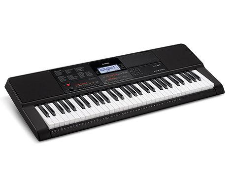 CASIO 61K PIANO STYLE KEYS - CT-X700
