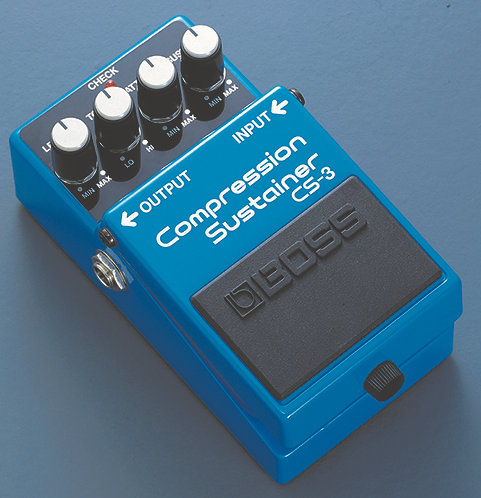 BOSS COMPRESSION SUSTAINER PED CS-3