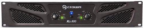 CROWN XLI800 Two-Channel 300w @ 4 Ohm