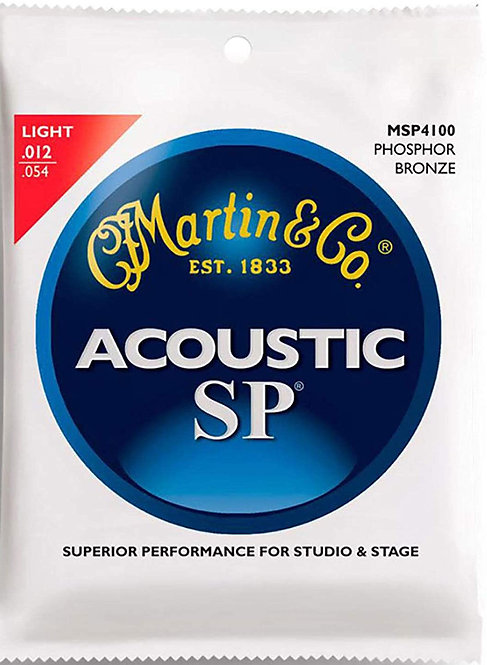 MARTIN SP PH BR 012 ACOUSTIC - MSP4100