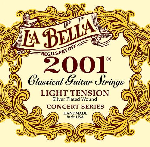 LA BELLA 2001 LIGHT TENSION