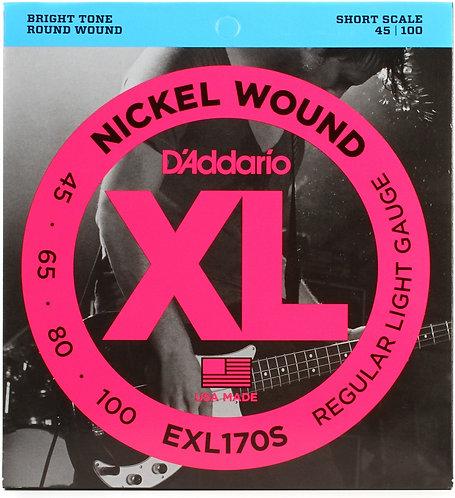 D'ADDARIO EXL170-S