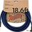 Thumbnail: FENDER 18.6' ANG CABLE, BLUE DREAM