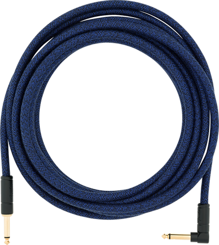 FENDER 18.6' ANG CABLE, BLUE DREAM