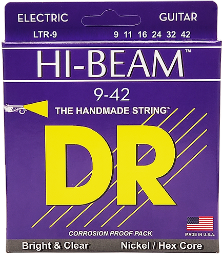 DR STRINGS HIBEAM LTR-9
