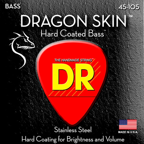 DR STRINGS DRAGON SKIN 4 DSB-45