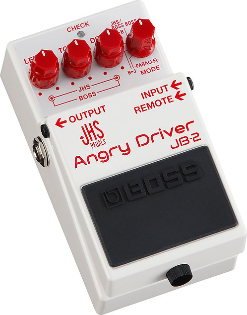 BOSS ANGRY DRIVER - BOSS/JHS