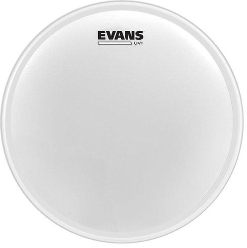 EVANS UV1 COATED DRUM HEAD, 12 INCH