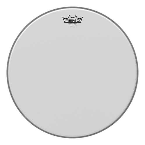 REMO AMBASSADOR COATED DRUMHEAD, 16""