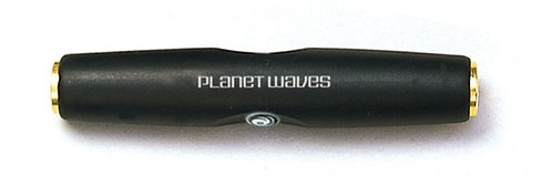 PLANET WAVES 1/4 INCH FEMALE STEREO ADAPTOR