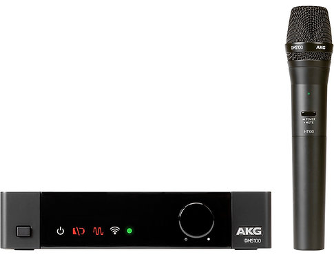 AKG WIRELESS VOCAL SYSTEM