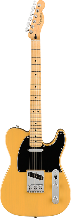 FENDER PLAYER TELE MN BTB