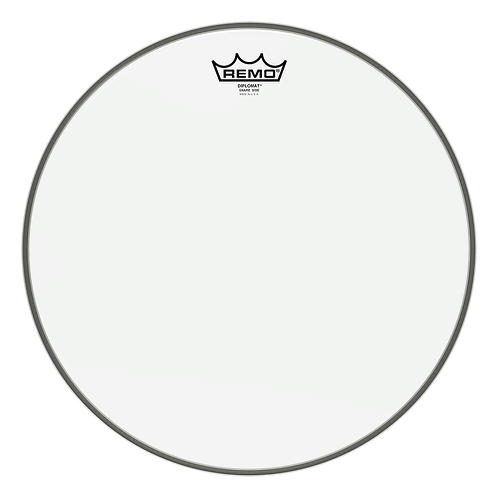 """REMO DIPLOMAT HAZY SNARE SIDE DRUMHEAD, 15"""""""