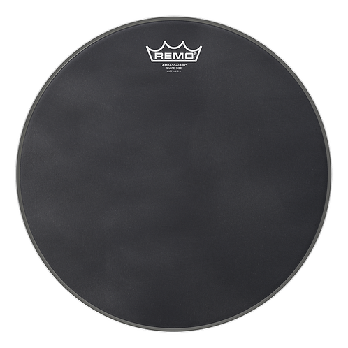 REMO AMBASSADOR COATED DRUMHEAD, 18""