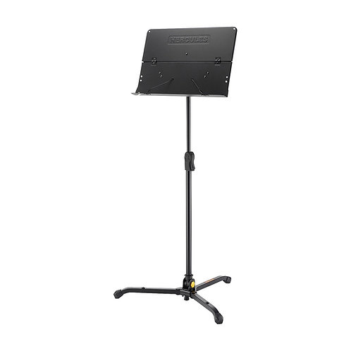 HERCULES ORCH STAND W/FOLD DESK